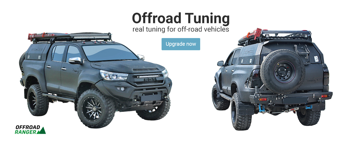 Offroad Evolution -  -     real off-road vehicle tuning