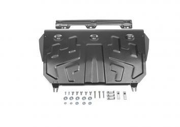 AutoRanger/® Unterfahrschutz f/ür Motor und Getriebe /— Stahl 1,8mm /— Captiva//Antara